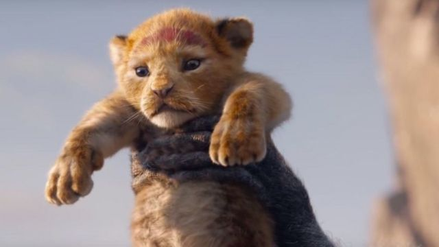 The Lion King, trailer for the new movie