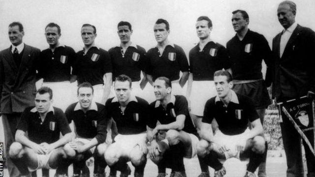 Slavna ekipa Torina iz 1947. godine