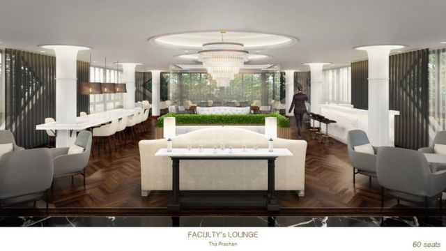 faculty lounge design