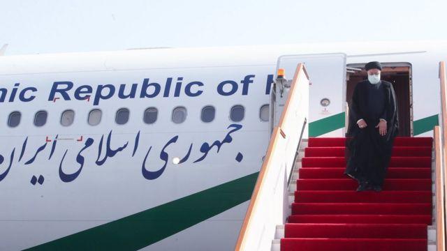 رئیسی در تاجیکستان