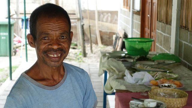 Alexander Maya menjadi salah satu korban kekerasan di jaman pemerintahan Suharto di Timor Timur