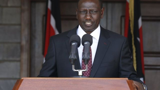 Visi Perezida Kenya William Ruto