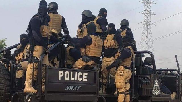 Ghana police