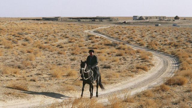 Киргизский пастух