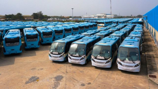 Buses for di bus reform initiative