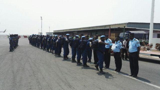 L'ONU avait annoncé qu'elle ne renouvellera pas le mandat des policiers burundais