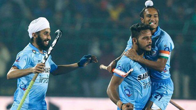 भारतीय जूनियर हॉकी टीम