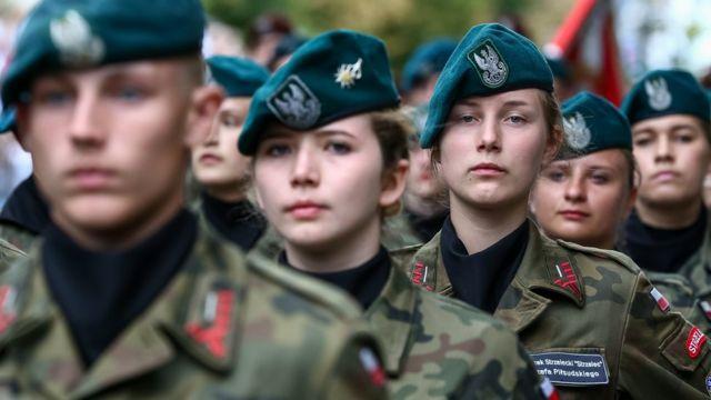 Quân lính Ba Lan