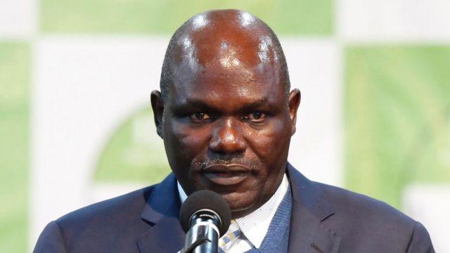Wafula Chebukati
