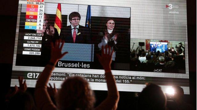 الرئيس الكتالوني كارلس بوجديمون