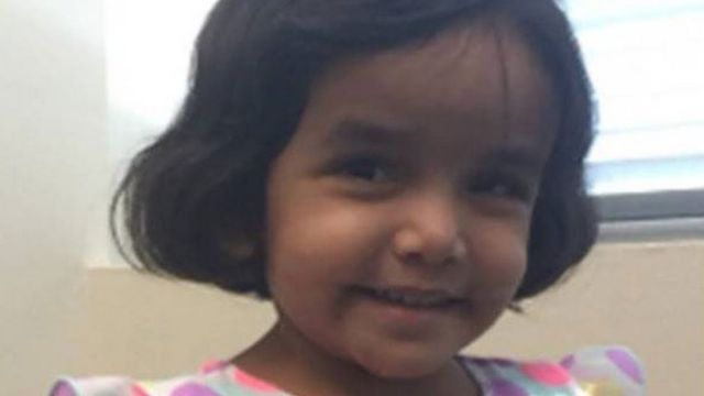 Sherin Mathews: Father of adopted Indian girl gets life for murder