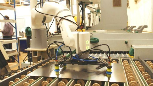 Robot d'Automata