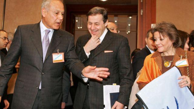 التصالح مع وزير التجارة السابق رشيد محمد رشيد