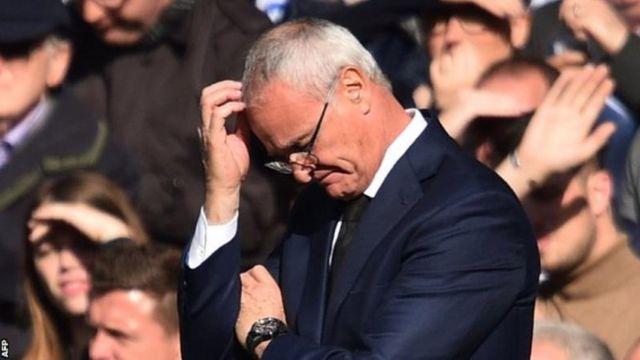 Ranieri waxaa tababaraha Leicester loo magacaabay Luulyo 2015