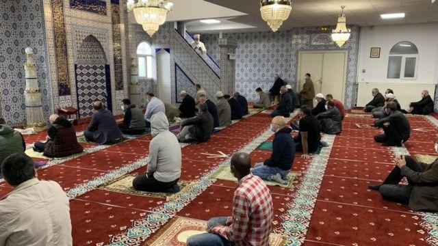 mosque paris