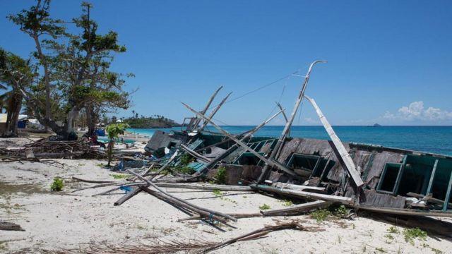 إعصار هايان في الفلبين