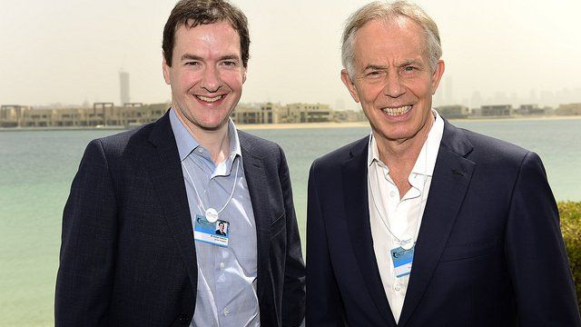 Osborne and Blair