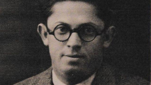 Dr Zuroff 's great uncle Rabbi Efraim Zar