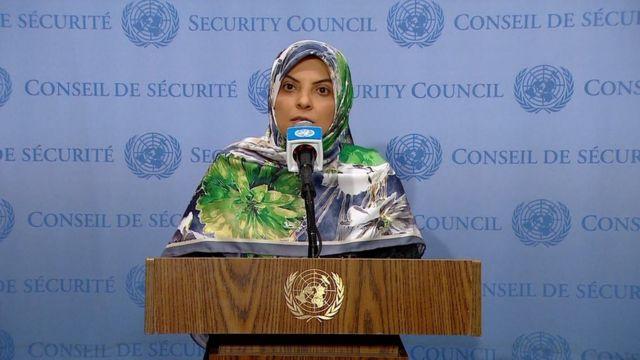 زهرا ارشادی، اولین سفیر زن جمهوری اسلامی ایران در سازمان ملل متحد است.