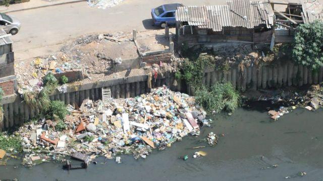 Lixo nos Rios -= Mario Moscatelli
