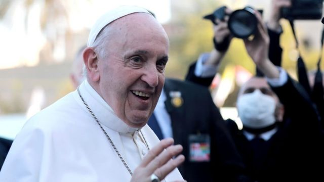 این نخستین سفر یک پاپ به عراق است