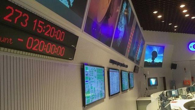 مرکز کنترل آژانس فضایی اروپایی