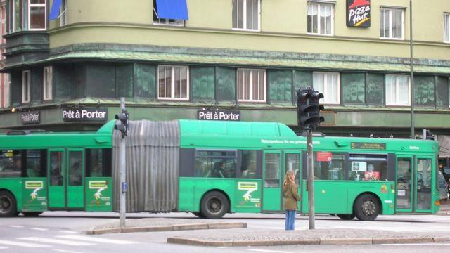 На улицах Мальмё