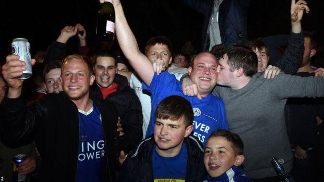 Abafana ba Leicester City