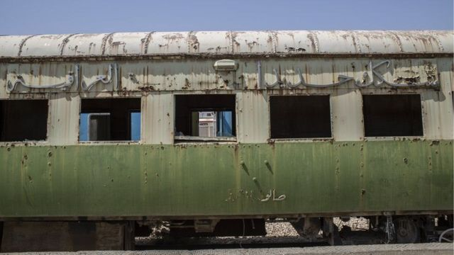 बग़दाद रेलवे स्टेशन, इराक़