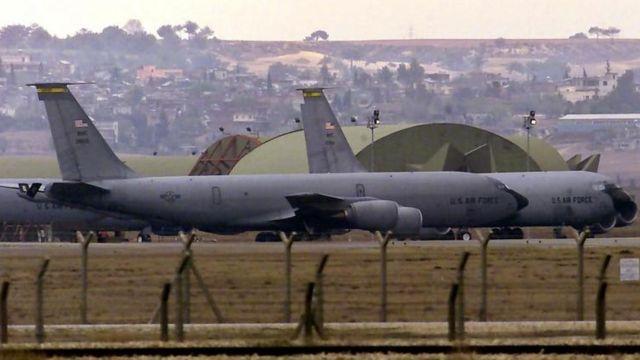 Estados Unidos tiene una base militar en territorio turco.