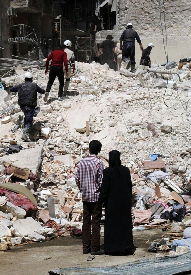 Kota Aleppo