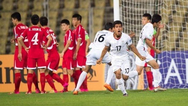 تیم نوجوانان ایران به فینال مسابقات قهرمانی آسیا رسید