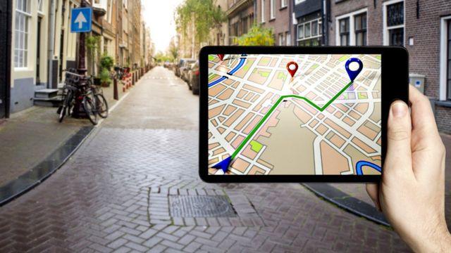 9 trucos útiles de Google Maps que quizás no conocías - BBC News Mundo