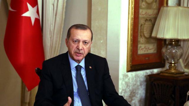 Turki, Ankara, Erdogan