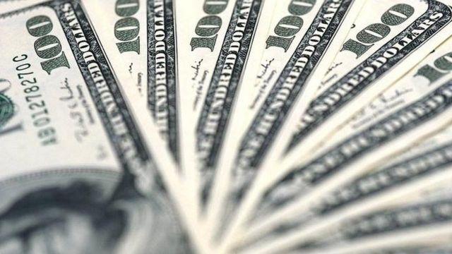 Đồng dollar Mỹ - hình minh họa