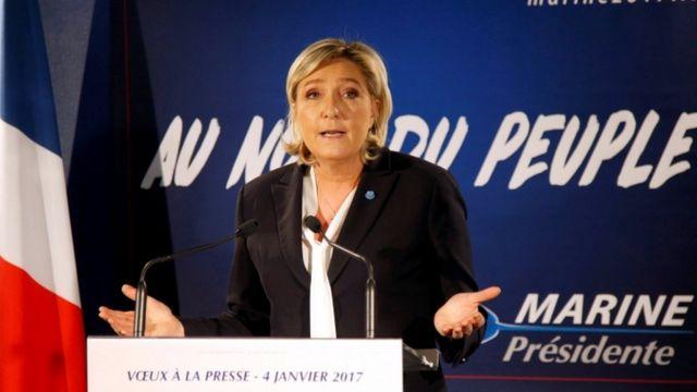 تسعى ماري لوبان إلى تغيير صورة الجبهة الوطنية التي انطبعت في أذهان الكثير من الناخبين أثناء زعامة والدها للحزب