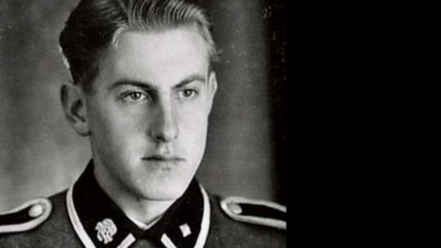 اينهولد هانينغ، الحارس السابق في المعسكر في وقت الحرب