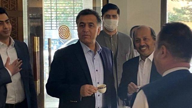 آیا رئیس سازمان استخبارات نظامی ارتش پاکستان برای 'حل اختلافات رهبری طالبان روی تشکیل دولت جدید' به کابل رفته است؟