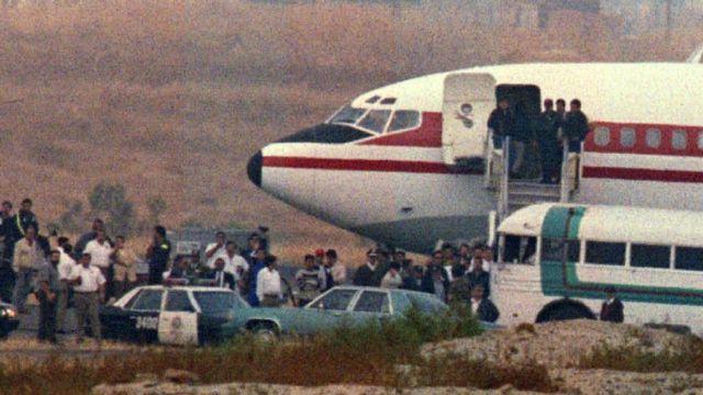Repatriación de chinos en TIjuana