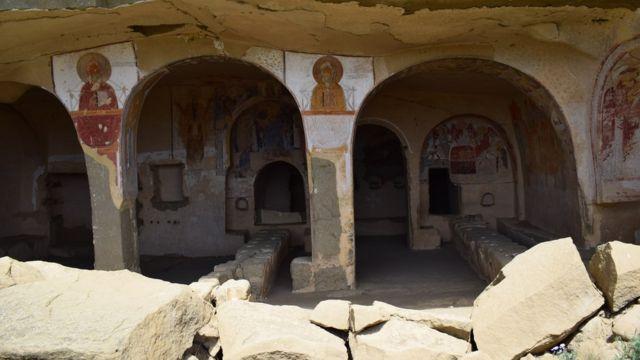 Монастырь Удабно