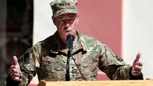 US commander survives Afghan gun attack but police chief dies