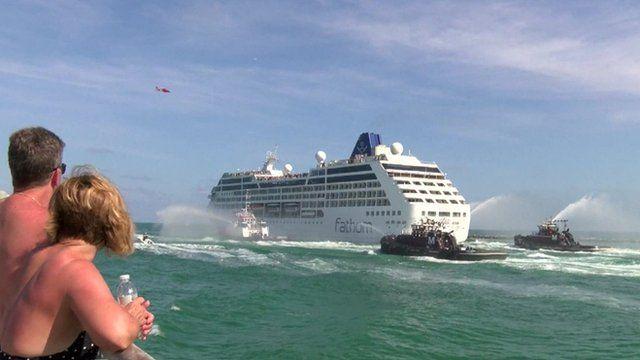 Adoni cruise ship