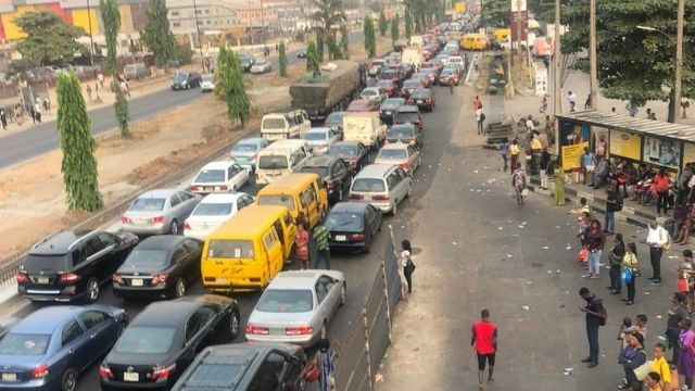 Lagos -Ibadan