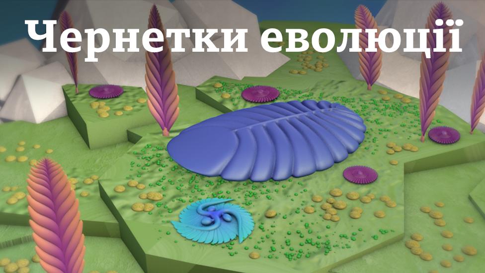 Тварини Едіакарського періоду (український венд)