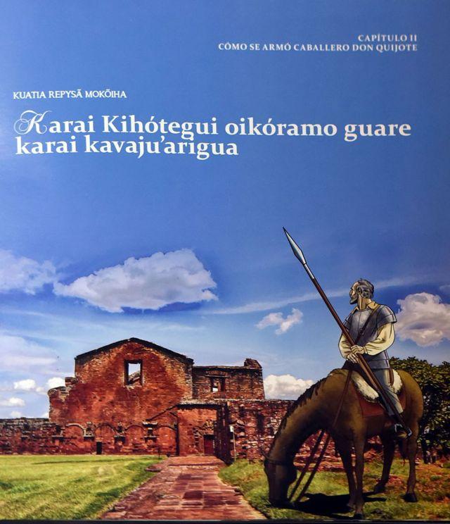 Traducción del Don Quijote en guanarí.