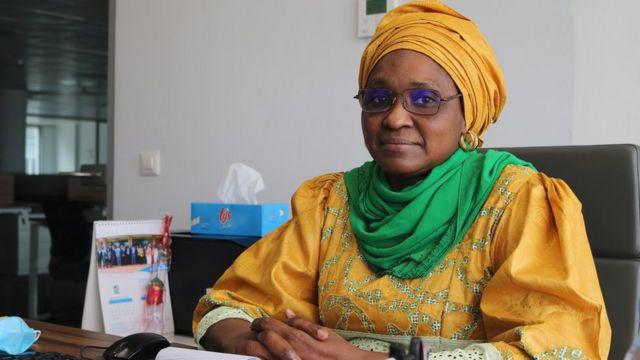 Professeur Soukèye Dia Tine, directrice du financement de la recherche et du développement technologique