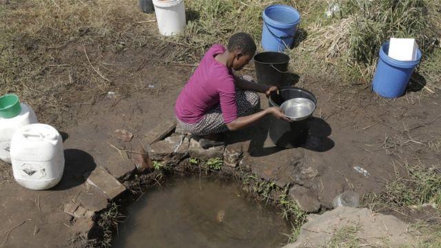 津巴布韦干旱