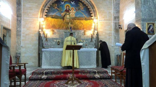 Монастырь Раббана Ормизда в Алькаше, Ирак
