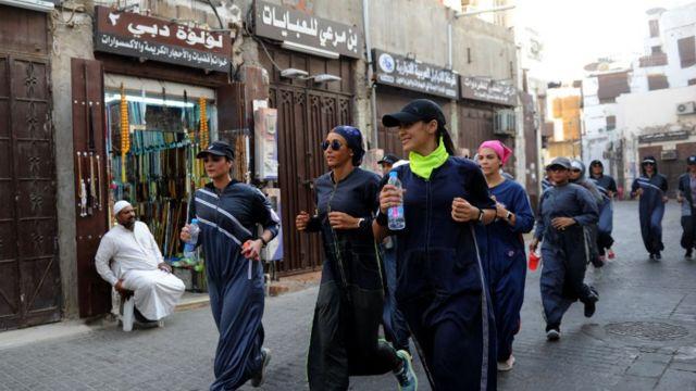 Mujeres en Balad, Jeddah