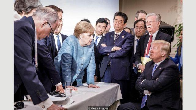 G7 zirvəsi